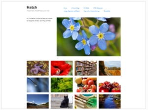 Hatch theme