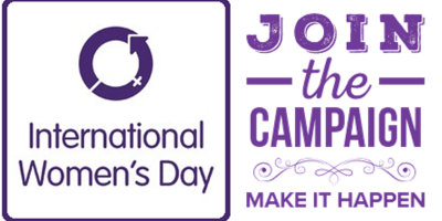 International Women's Day Logo 2015