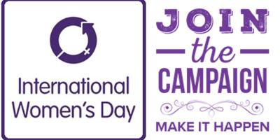 International Women's Day Logo 2015